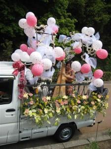 はな花パレード2008アルパパママ