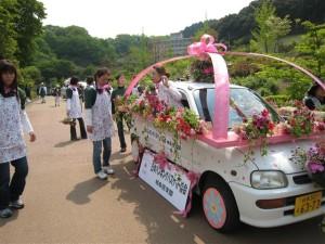 はな花パレード2008JHBS岐阜県支部