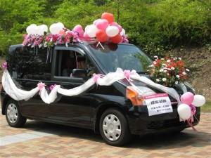 はな花パレード2008花苗を使った提案装飾