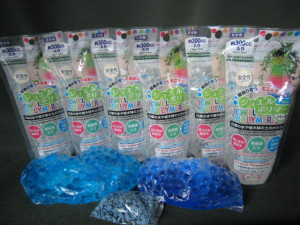 高給水性樹脂ポリマー