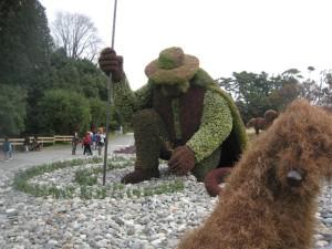 モントリオール市(カナダ)「木を植えた男」