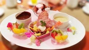 レストラン ステラルーチェValentineDay Dinner&Live